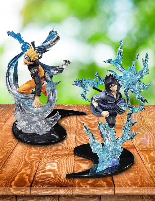 Authentic Naruto Figures