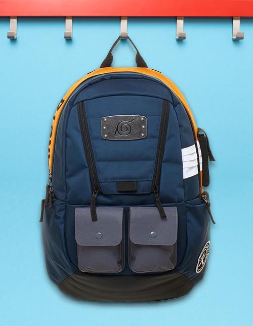Naruto School Bag