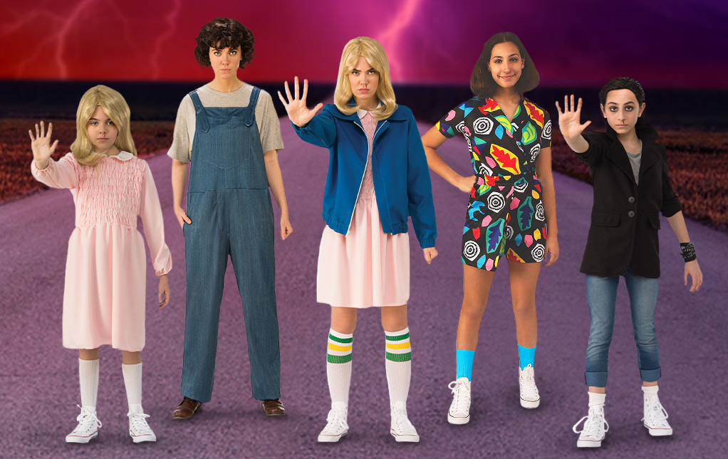 Eleven Stranger Things Costumes