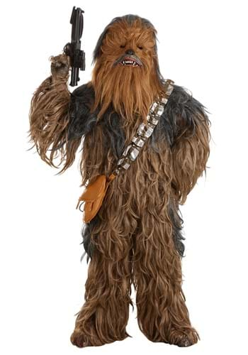 Ultimate Chewbacca Costume Replica