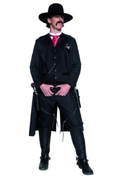 Western Sheriff Costume For Men