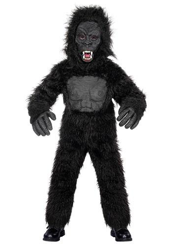 Scary Gorilla Kids Costume