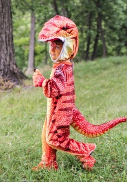 Child Rusty T-Rex Costume 2