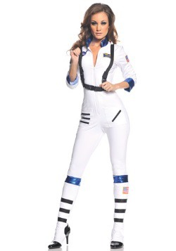 Sexy Womens Astronaut Costume