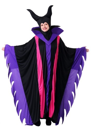 Magnificent Witch Plus Size Costume1