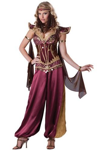 Women's Desert Jewel Genie Costume