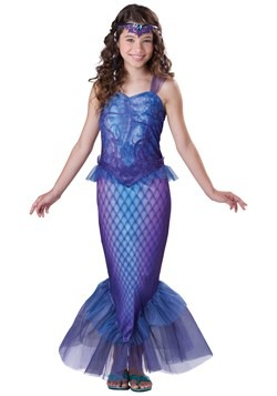 Mysterious Mermaid Tween Costume