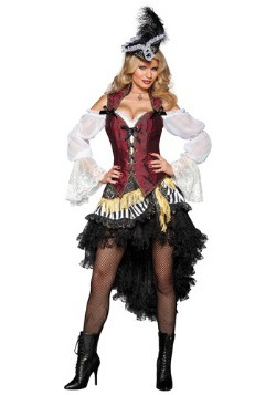 High Seas Sexy Pirate Costume