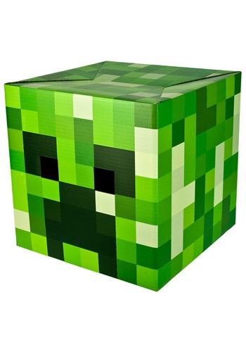 Minecraft Creeper Head