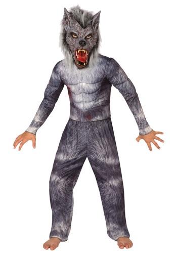 Boys Werewolf Costume