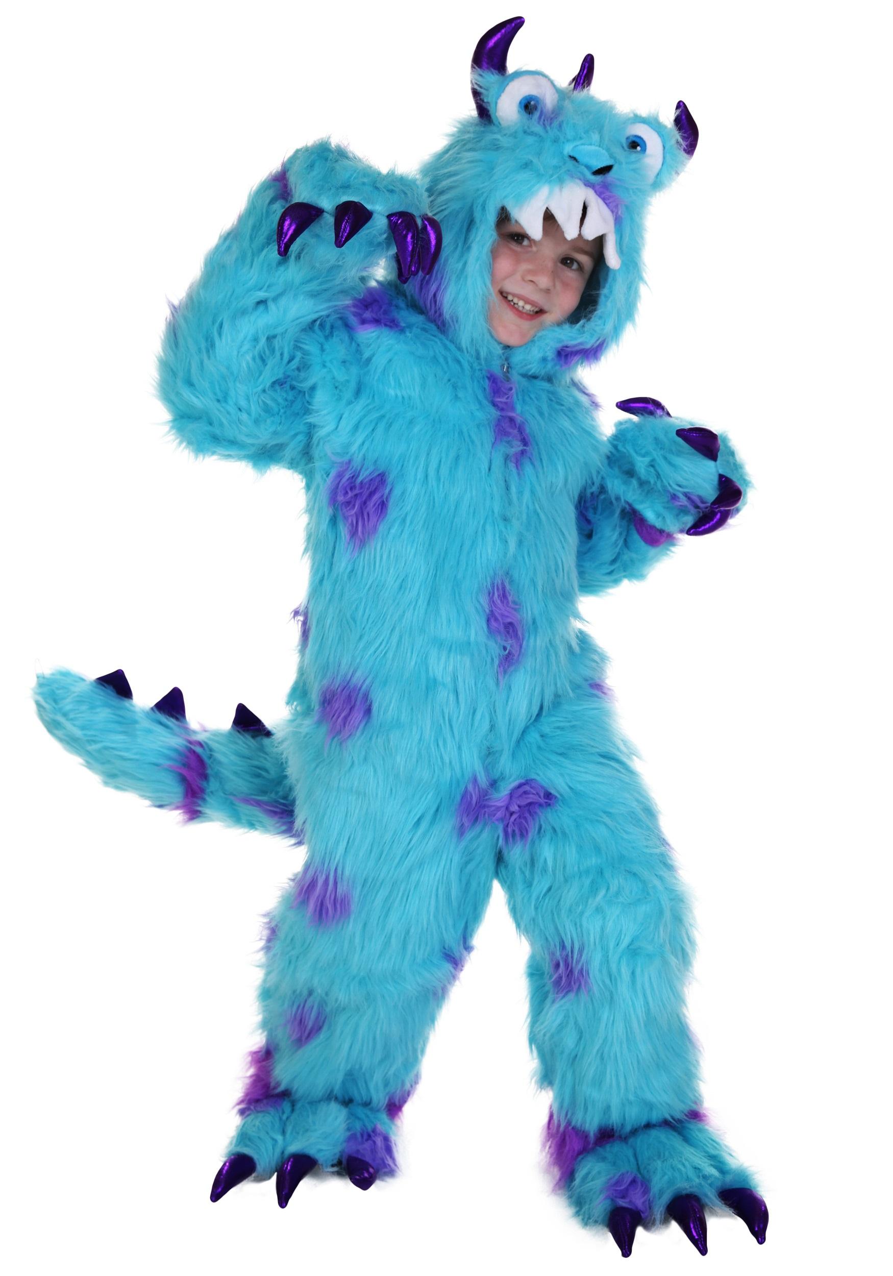 sullivan monster costume