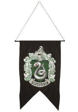 Harry Potter Slyltherin Banner