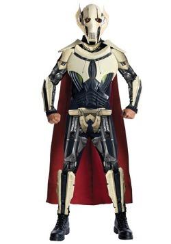 Mens Deluxe Star Wars General Grievous Costume