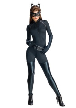 Women's Deluxe Dark Knight Catwoman Costume