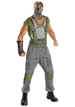 Men's Deluxe Bane Movie Costume