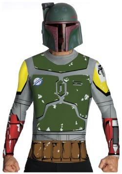 Star Wars Boba Fett Top and Mask