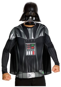 Star Wars Darth Vader Top and Mask