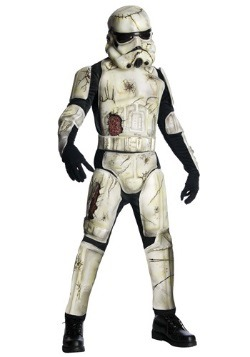 Men's Deluxe Death Trooper Costume