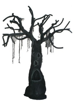Wailing Willow Tree Halloween Decoration
