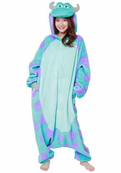 Sulley Pajama Costume