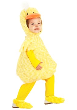 Yellow Ducky Toddler Costume