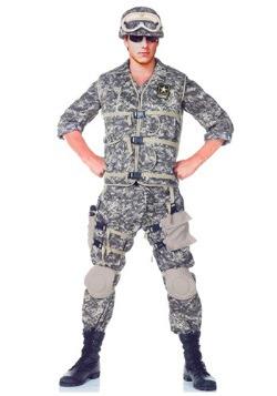 Deluxe Teen U.S. Army Ranger Costume