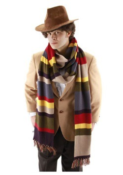 11.5' Fourth Doctor Who Scarf