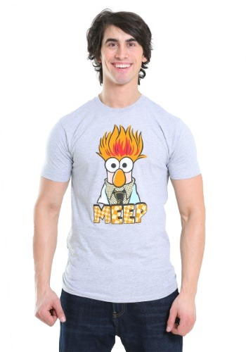 Beaker Meep Men's T-Shirt