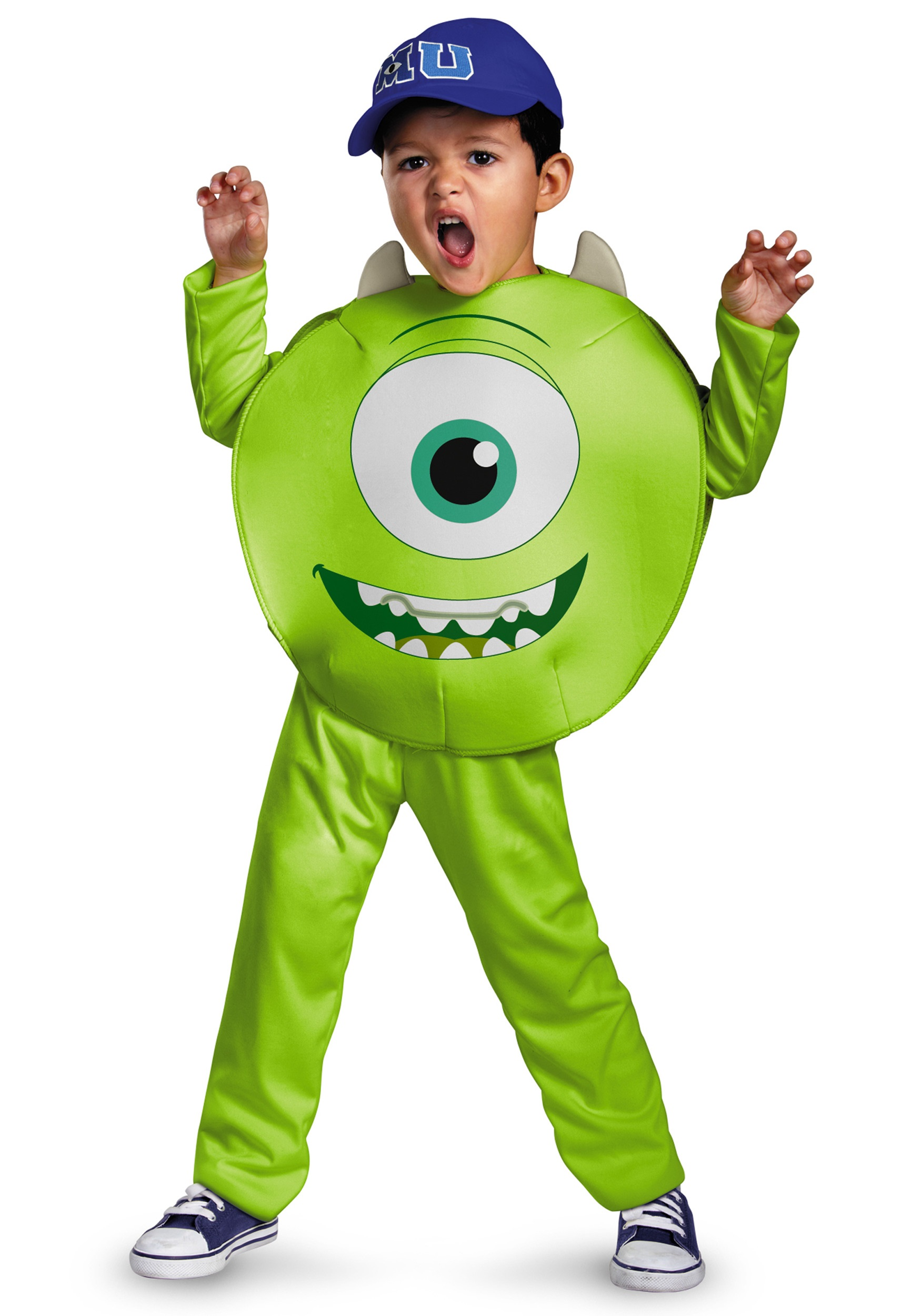 Toddler Classic Mike Costume