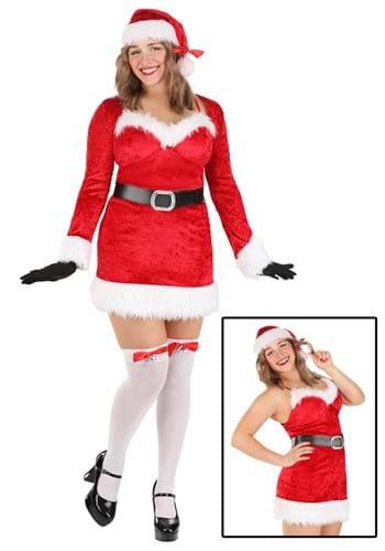 Santa Baby Sexy Costume