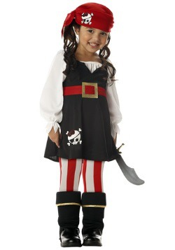 Toddler Pirate Costume for Girls