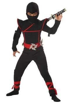 Stealth Ninja Kids Costume