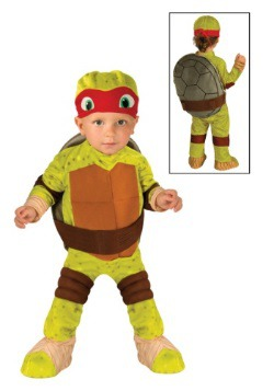 TMNT Raphael Toddler Costume