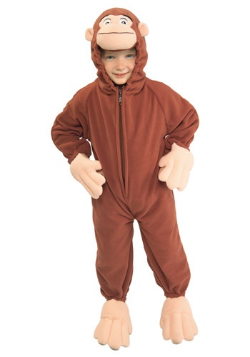 Curious George Toddler Costume