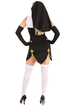 Women's Bad Habit Nun Costume1