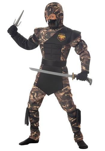 Special Ops Ninja Kids Costume