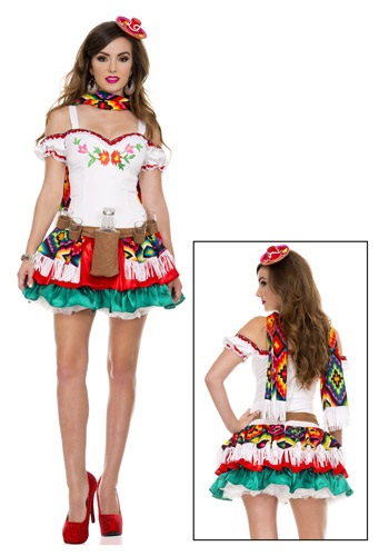 Adult Princess Tequila Costume