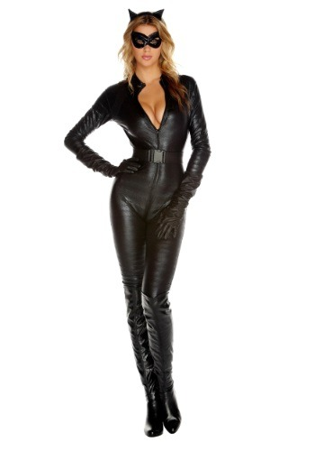 Fierce Feline Womens Costume