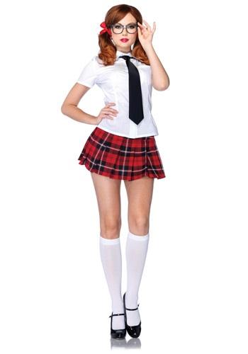 Adult Private School Costume