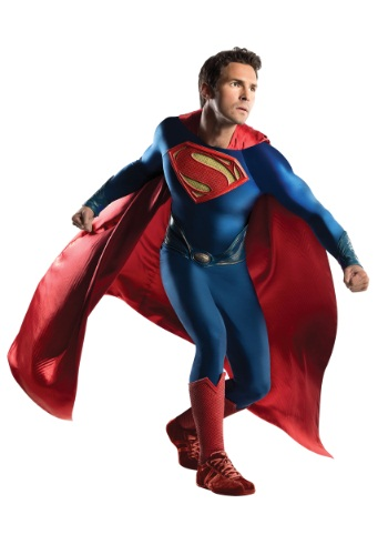 Superman Grand Heritage Costume
