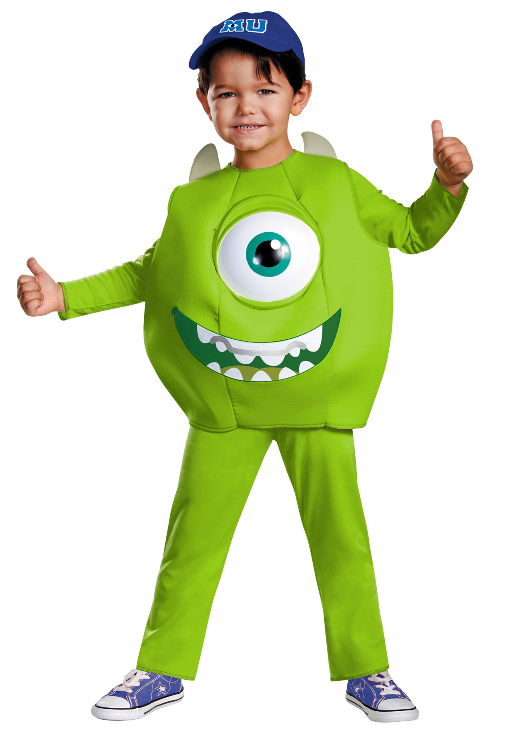 Toddler Mike Deluxe Costume