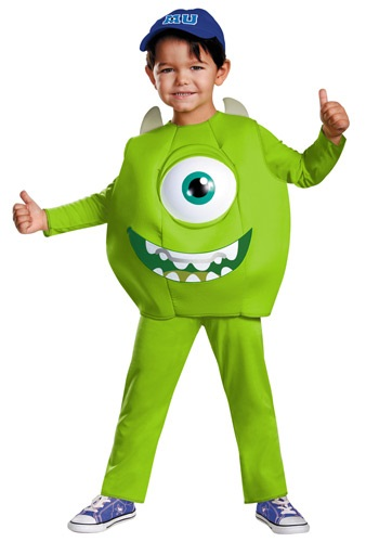 Child Mike Deluxe Costume