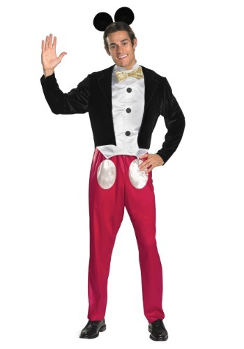Mickey Mouse Adult Costume