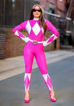 Pink Ranger Sexy Bodysuit Costume Update