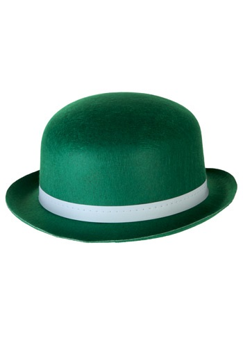 Green Derby Adult Hat