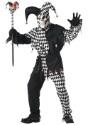 Dark Jester Adult Costume