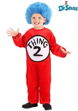 Kids Thing 1 & Thing 2 Costume