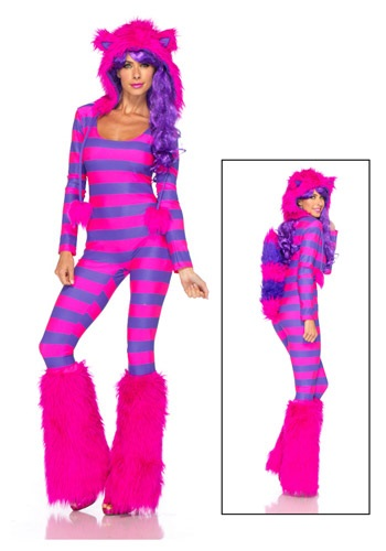 Sexy Cheshire Cat Costume