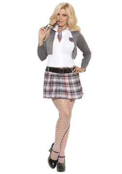Queen of Detention Costume For Plus Sizes