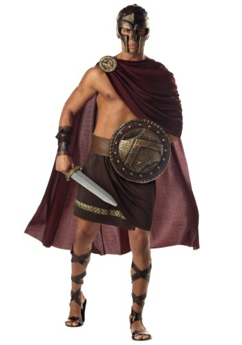Adult Spartan Warrior Costume
